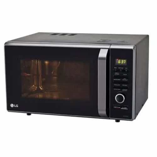 Single Door LG 28 Litre Microwave Oven, Capacity: 28 L