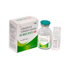 Ceftazidime & Sulbactam Injection