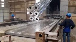 Hot Deep Galvanized Job Work
