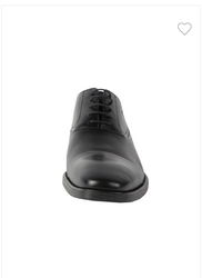 Van Heusen Black Lace Up Shoes VHSS517A00026