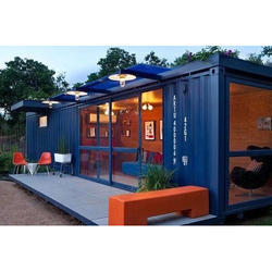 Restaurant Portable Cabin