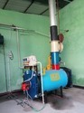 Horizontal Type Steam Generator