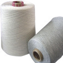 Dyed Slub Yarn Polyester Cotton Yarn, For Weaving, Sewing & Embroidery