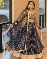 Girls Stylish Lehenga Choli