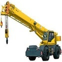 Mobile Crane Diesel Hydra Rental Services