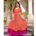 Designer Embroidered Kurti