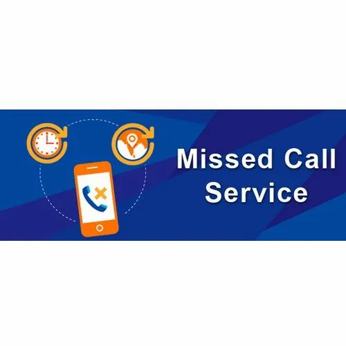 Missed Call Services