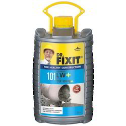 Liquid Dr Fixit Waterproofing Compound, Packaging Type: Bottle, Packaging Size: 5 Kg
