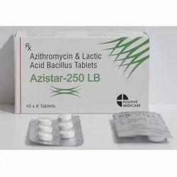 Azithromycin & Lactic Acid Bacillus Tablet