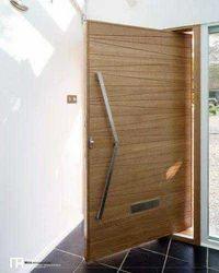 Wooden Entry Door