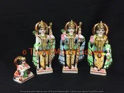 Marble Lord Ram Sita Jodi Statues