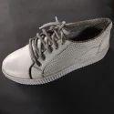 Walkstyle Sweat Ladies Lase Sport Shoe, Size: 6 To 11