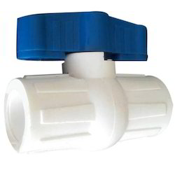 Plastic Irrigation Ball Valve