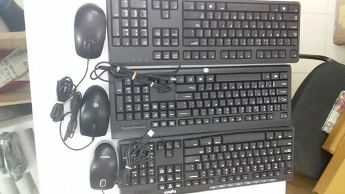 26ad105ce3f Refurbished keyboard mouse combo at Rs 240 /piece | Keyboard & Mouse ...