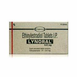 Ethinyl Estradiol Tablets