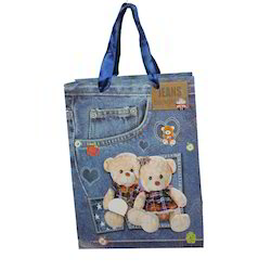 9039557f00d Plain Cotton Denim Bag, Rs 100 /piece, Prime Jute Bags | ID: 16847828991