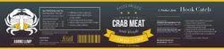 Pasteurised Crab Meat