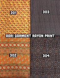 Rayon 14kg Garment Fabric