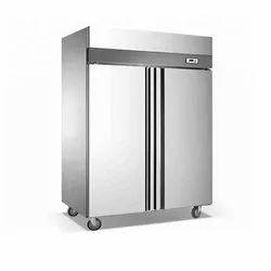 Double Door Front Open Commercial Restaurant. Freezer, Capacity: 500 L