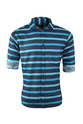 Double Colour Striped Casual Shirt
