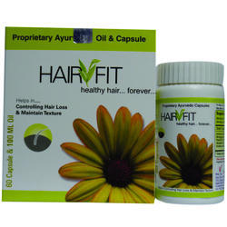 Hair Care Capsules, for Hospital