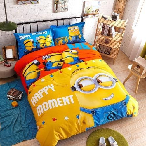 Exceptional Kids Minion Bedsheet
