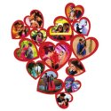 Sublimation Wooden Wall Collage Frame