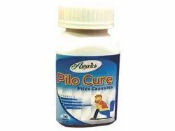 Ayurics Piles Cure, Grade Standard: Medicine Grade, Packaging Size: 30 Tabs