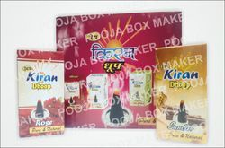 Dhoop Batti & Cones Packaging Box