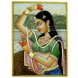 Marble Rani Painting