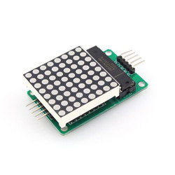 MAX7219 Dot Led Matrix Module MCU Control LED Display Module
