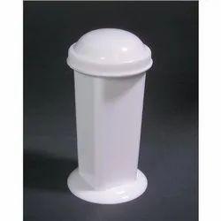 Plastic Coplin Jar