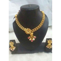 Ethnic Antique Necklace Set