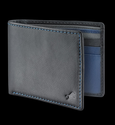 Fastrack Guys Leather Blue Wallets - C0405LBL01