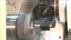CNC Turning Machine Components