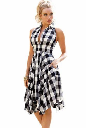 Stylish Western Dress, Ladies Ka Pashchimi Pahnava, Women Western ...