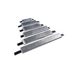 Aluminium Hull Anodes