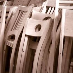 Wooden Chairs Parts