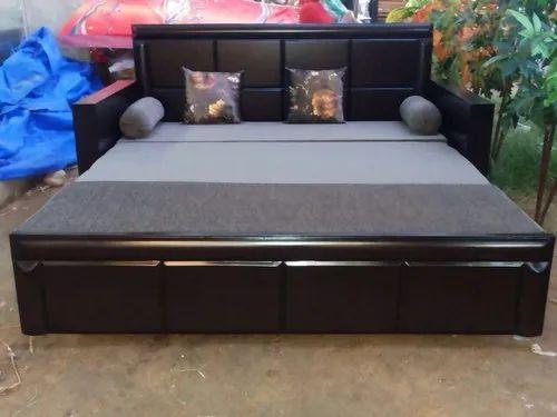P4u Multicolor Sofa Bed New Brand