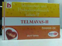 Telmisartan IP Hydrochlorothiazide IP Tab.