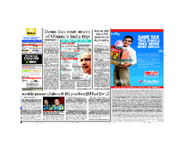 Newspapers Advertising Service