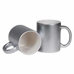 Sublimation Silver Mug