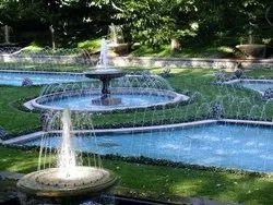 Big Garden Water Fountain