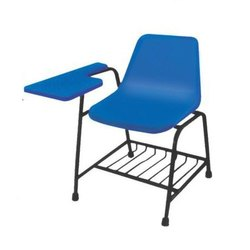 Plastic Blue Student Chair