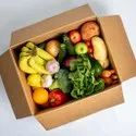 Fruit Vegetable Packing Corrugated Boxes