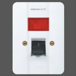 Press Fit Gold Concealed DP Switch
