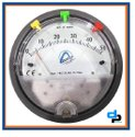 Aerosense Model Asgc -04 Inch Differential Pressure Gauge Ranges: 2-0-2 Inch