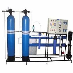 10000 LPH Industrial Reverse Osmosis Plant
