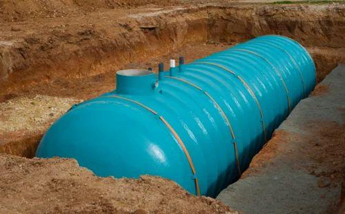 Blue FRP Underground Tanks, Ventura Fiber Tech ( Stepping To Next  Generation ) | ID: 11008950433