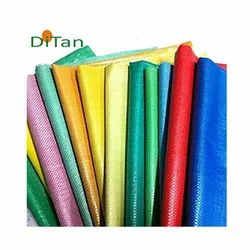 PP Woven Colored Bags